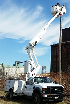 Colosimo Electric Bucket Truck Service